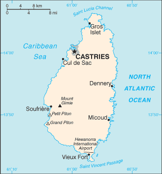 Saint_Lucia-CIA_WFB_Map